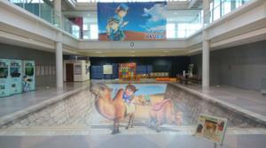 Tottori_airport_magic_art
