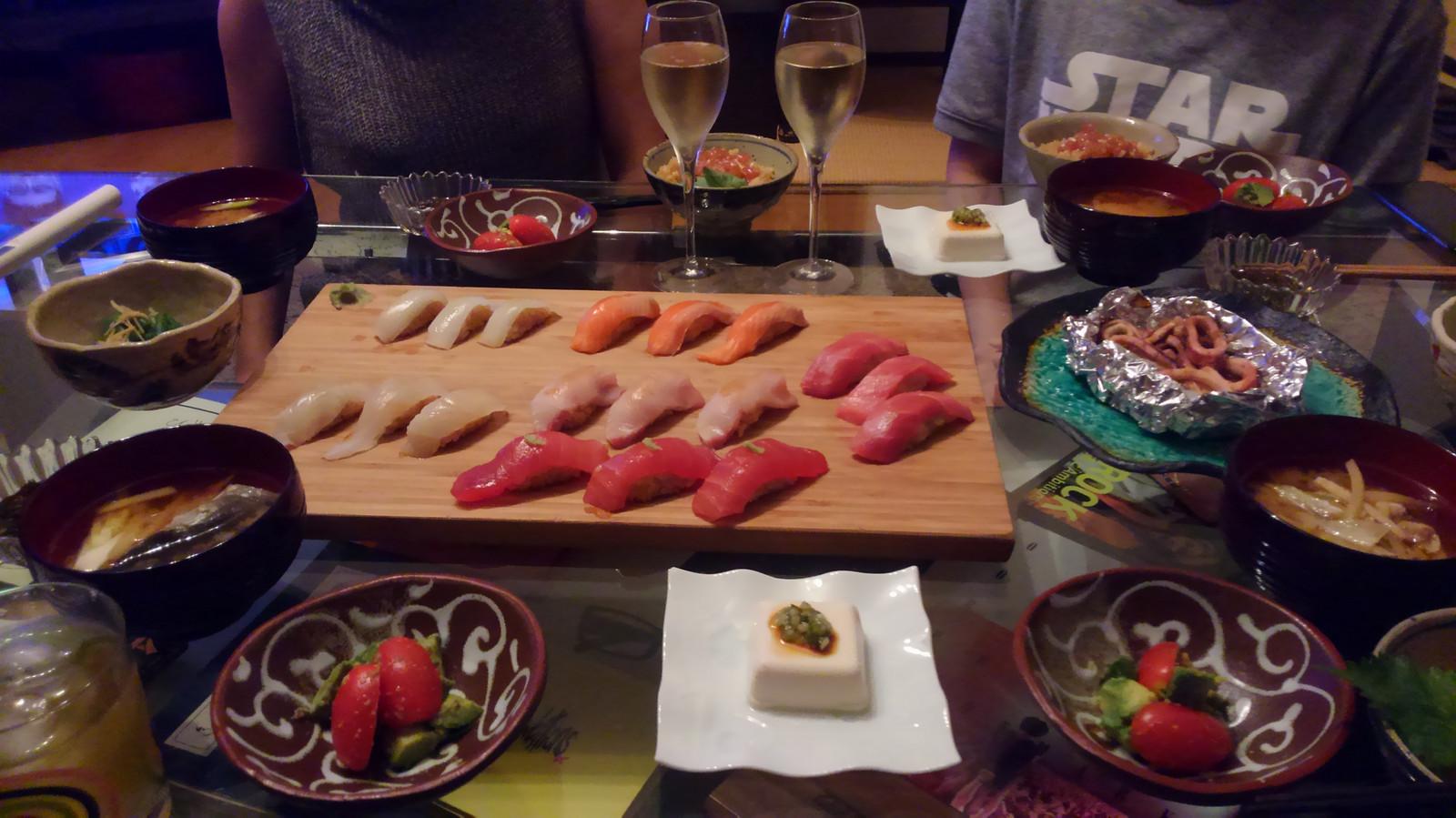 Dinner_sushi