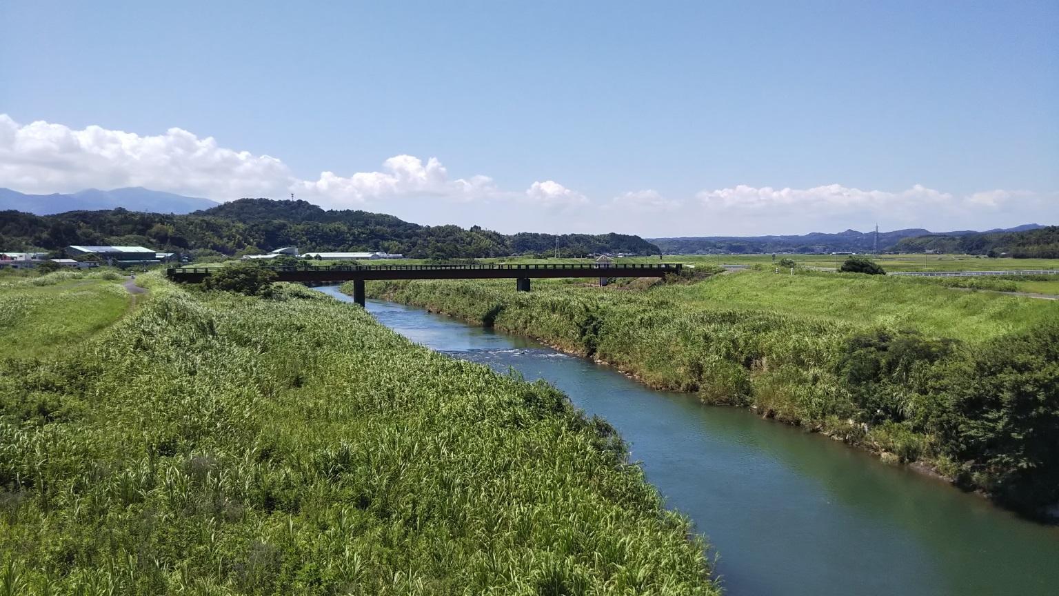 Kushira_river_summer