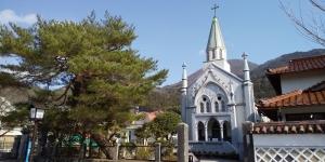 Tsuwano-cathoric-church